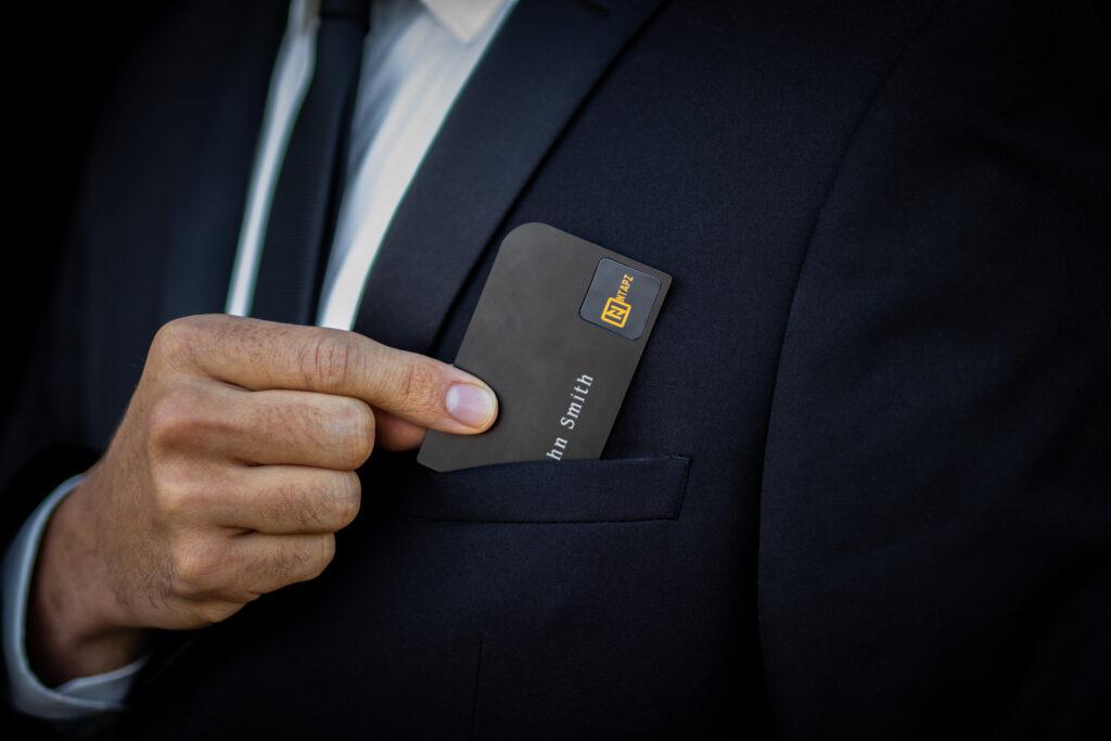 Ntapz - NFC Business Cards Australia